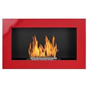 Біокамін червоний блиск 65x40cm серії Nice-House