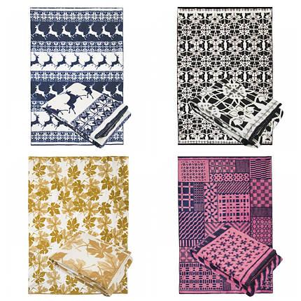 Демисезонное одеяло акрил/шерсть евро макси 230х205 ТМ Ярослав дизайн в ассортименте, фото 2