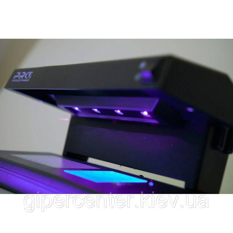 Детектор валют PRO-12 PM LED