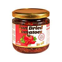 Томаты вяленые в масле Sun dried tomatoes in oil, 180 г