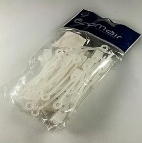 Резиночки для коклюшек силиконовые короткие 50шт Comair
