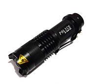 Фонарь ручной карманный Police BL-8468-XPE