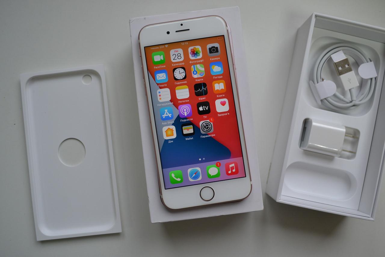 Apple Iphone 6s 16Gb Rose Gold Neverlock Оригінал!