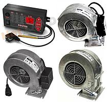 Автоматика POLSTER C-11 + вентилятор (по запросу)
