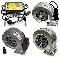 Автоматика ATOS + вентилятор (по запросу)