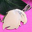 Серебряный оберег Орел - Мужской серебряный кулон Орел - Мужская подвеска из серебра орел, фото 4
