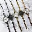 Часы наручные мужские Guardo 012440-2 Silver-Whit водонепроницаемые, фото 2