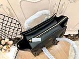 Сумка элегантная кожа женская, Селин, 21, 26, 30 см, фото 2