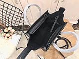 Сумка кожаная женская, Селин фантом,  25 и 30 см, фото 4