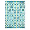 Демисезонное одеяло полушерсть двуспальное евро 190х205 ТМ Ярослав дизайны в ассортименте, фото 3