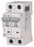 Автоматический выключатель 2-полюсный HL-C32/2 Eaton