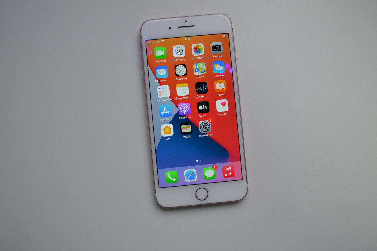 Apple Iphone 7 Plus 128Gb Rose Gold Unlocked Оригинал!