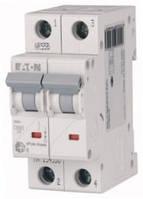 Автоматический выключатель 2-полюсный HL-C40/2 Eaton
