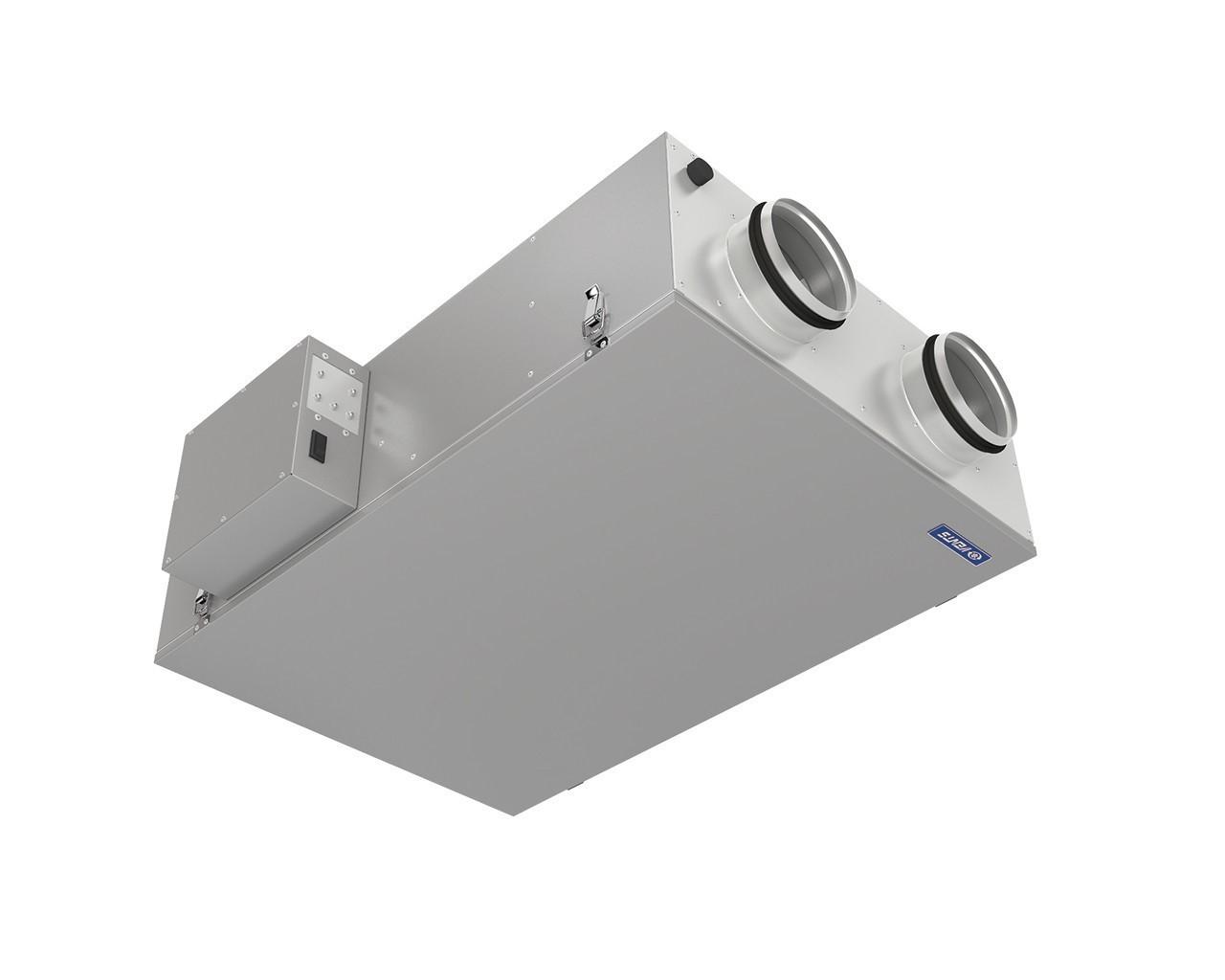 Компактная приточно-вытяжная установка Вентс ВУТЭ2 200 П