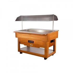Салат-бар тепловой Breakfast Hot Scaiola 7700005
