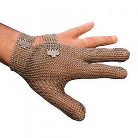 Кольчужная трехпалая перчатка Niroflex 2000