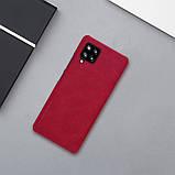 Защитный чехол-книжка Nillkin для Samsung Galaxy A42 5G Qin leather case Red, фото 7