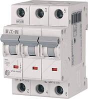 Автоматический выключатель 3-полюсный HL-C63/3 Eaton