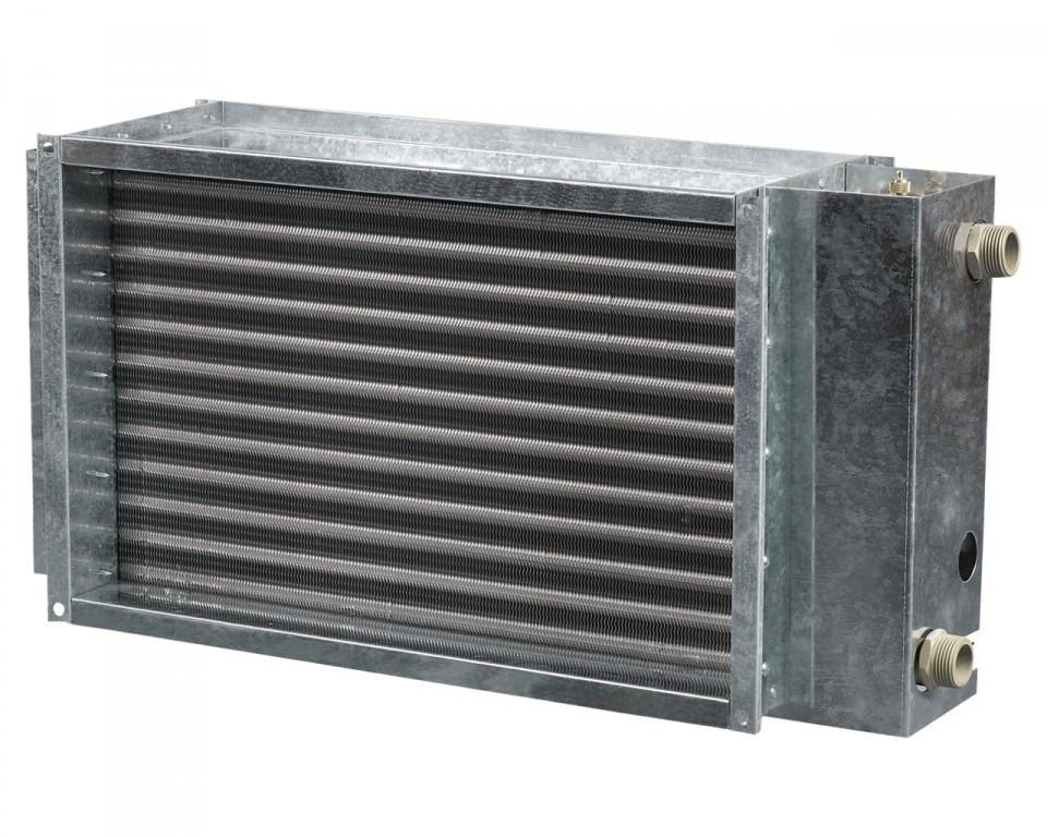 Водяной нагреватель воздуха Вентс НКВ 500х250-4