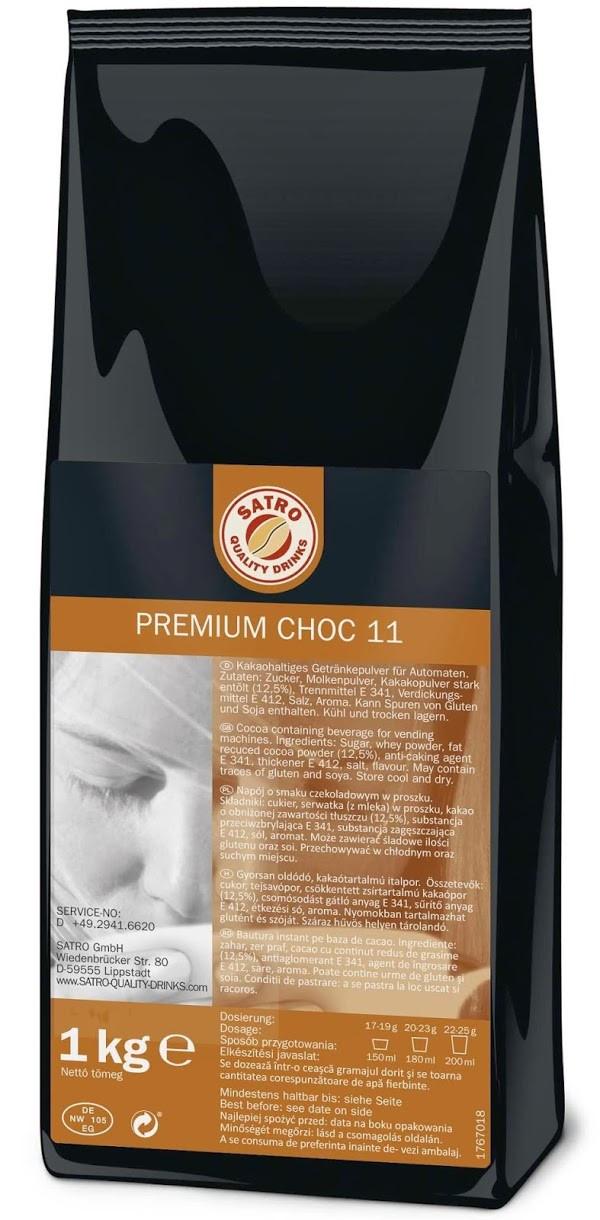 Шоколад Satro Premium 11 Германия 1кг (Сатро)