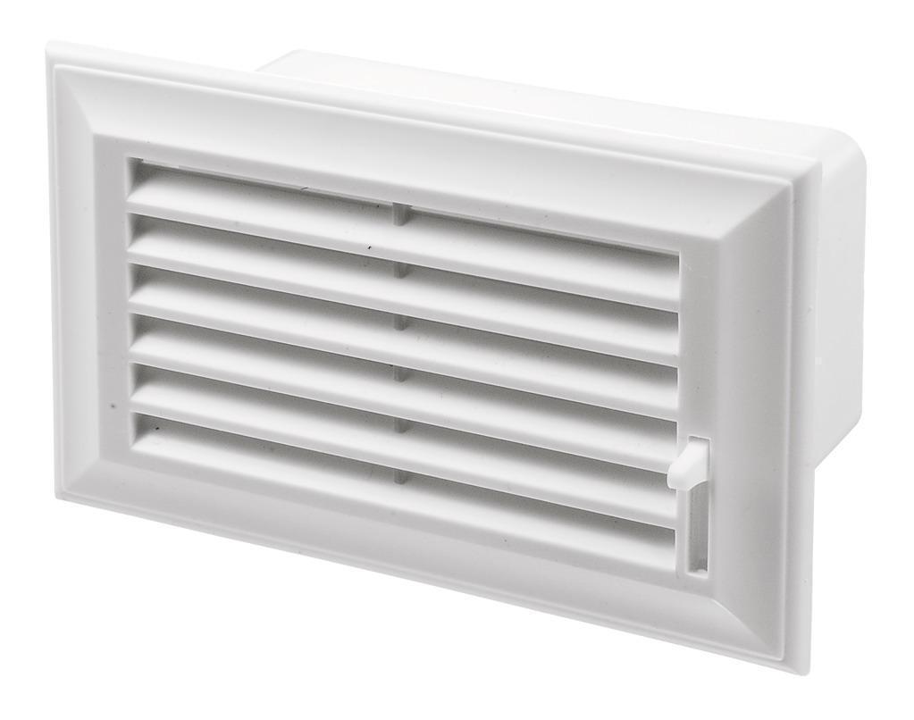 Решетка вентиляционная с регулировкой 572