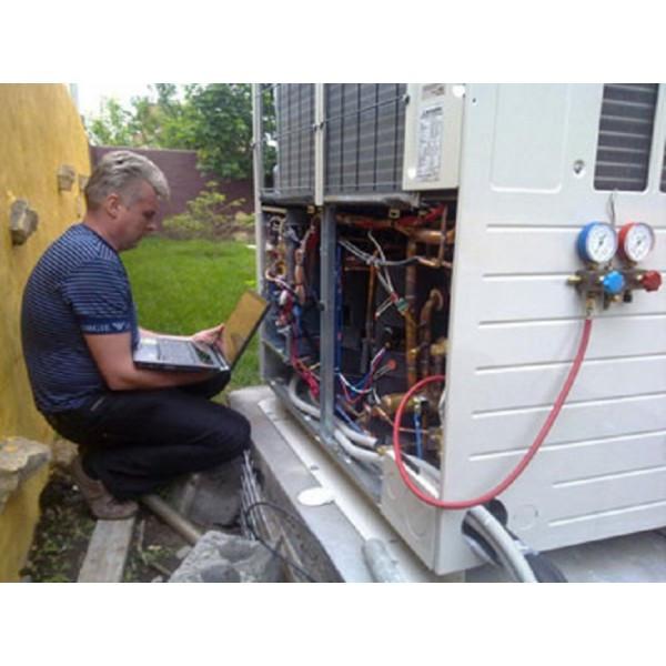 Диагностика системы VRV,мульти-зональных систем мощностью до 30 кВт