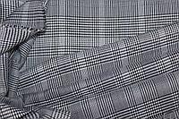 Ткань костюмная плательная клетка,   №223, фото 1
