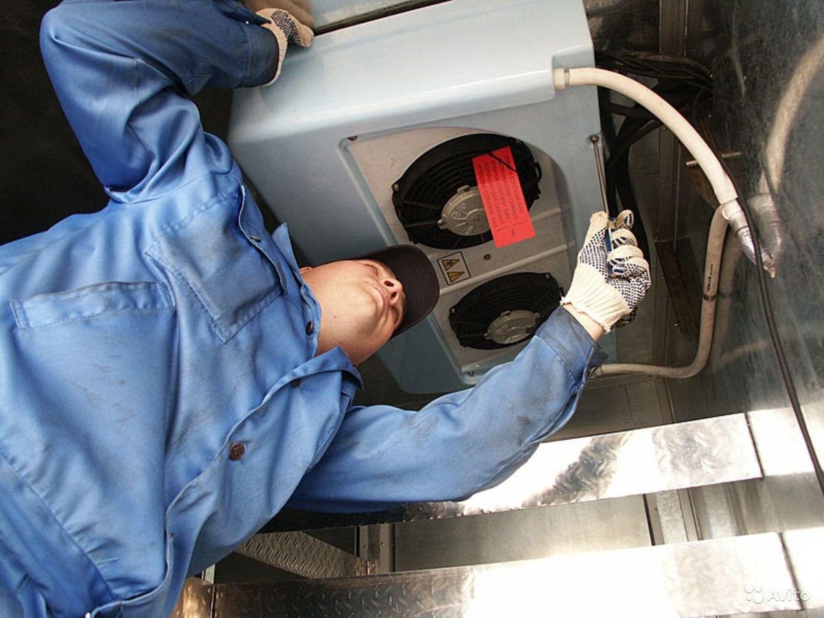 Замена воздушного клапана вентиляционной установки