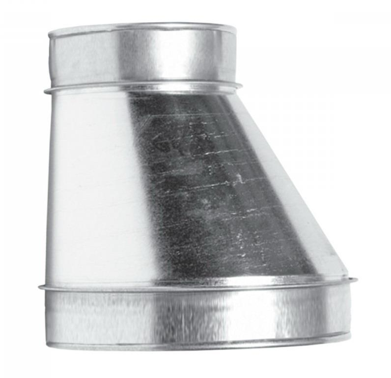 Переход односторонний вентиляционный 150/125
