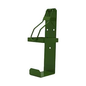 Ліктьовий дозатор для антисептика без ємності SK EDW1К зелений RAL 6018