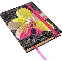Щоденник недатований А5 176 арк Orchid, Leo planner