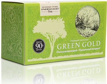 Чайный напиток «Грин голд» - Омолаживающий. Идеальный возраст