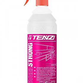 Препарат по уходу за поверхностями из нержавеющей стали 0.6л Steel Strong Tenzi