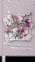 Щоденник недатований DAISY, A6, 288 стор., св.-рожевий Buromax