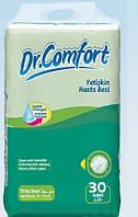 Подгузник для взрослых Dr.Comfort, Jumbo, М, 85-125см, 30шт.