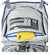 Замечательный женский туристический рюкзак DEUTER ACT Lite 35 + 10 SL 3340015 9503 оранжевый, фото 6