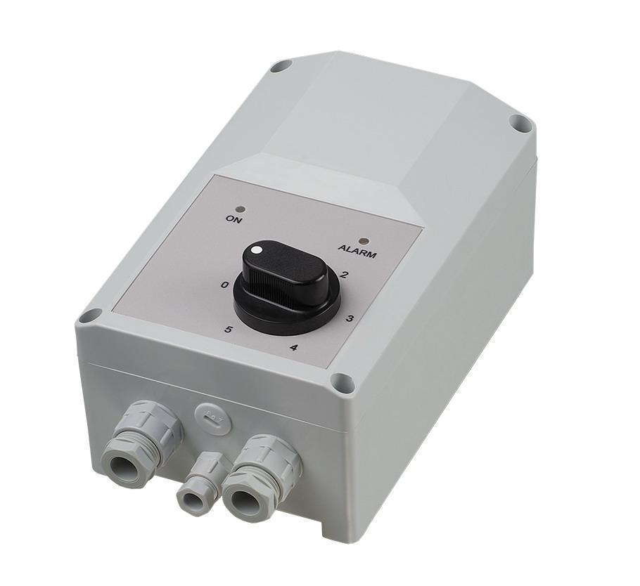 Трехфазный регулятор скорости РСА5Д-1,5-Т