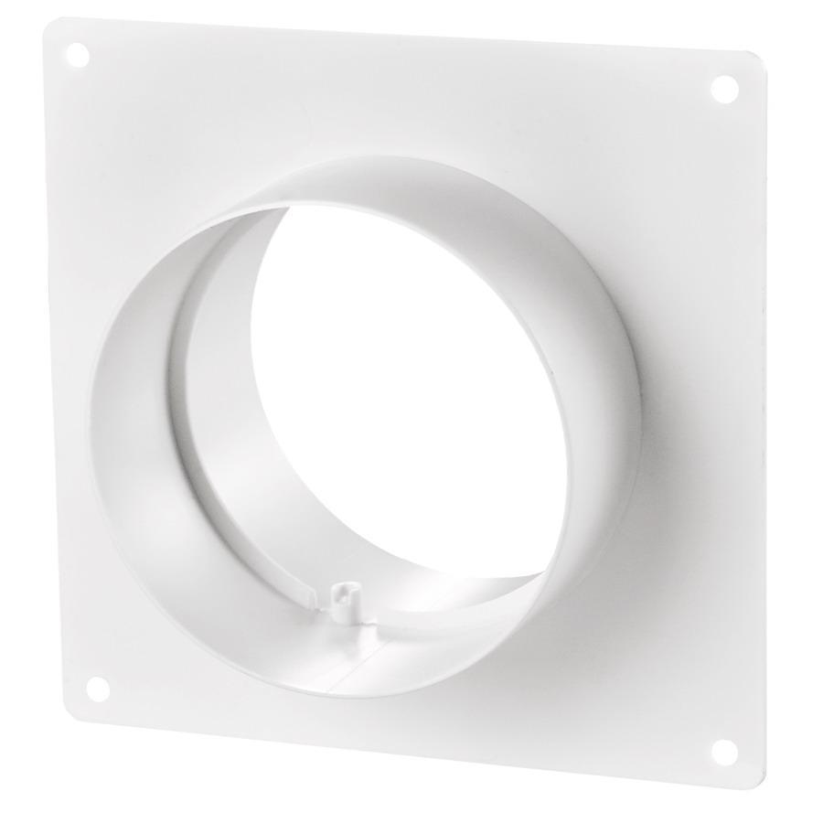 Соединитель 151 c пластиной для круглых воздуховодов