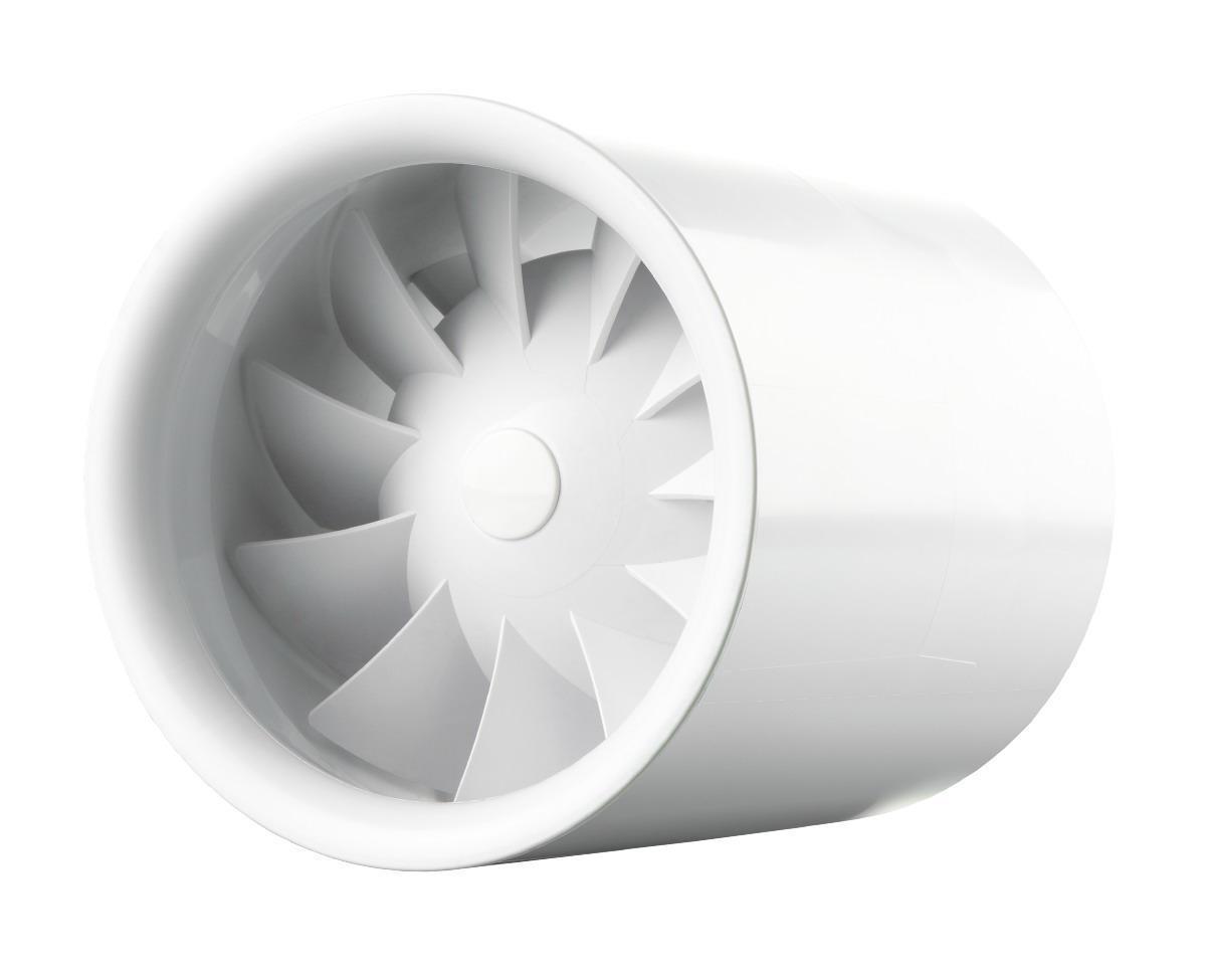 Вентилятор Вентс 125 Квайтлайн Т Дуо