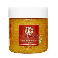 Золотий пілінг для обличчя Сhandi з алое Вера,150 мл.