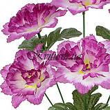 Искусственные цветы букет  гвоздик, 36см, фото 2
