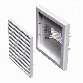 Решетка вентиляционная Вентс МВ 100 ВУс
