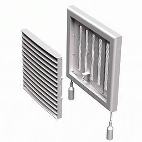 Решетка вентиляционная Вентс МВ 101 Рс