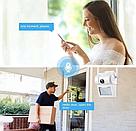 Уличная Wi-Fi камера BD2-R всепогодная IP65, угол обзора 160 градусов, фото 3