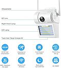 Уличная Wi-Fi камера BD2-R всепогодная IP65, угол обзора 160 градусов, фото 4