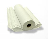 Диаграммная бумага для самопишущих приборов (рулонная, дисковая, складывающаяся)