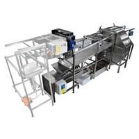 Автоматическая линия для распечатывания и откачки мёда базовая версия, фото 1