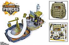 Игровой набор Военная База Forces P865-A