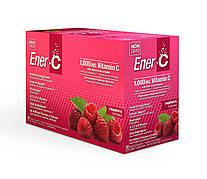 Витаминный Напиток для Повышения Иммунитета, Вкус Малины, Vitamin C, Ener-C, 30 пакетиков