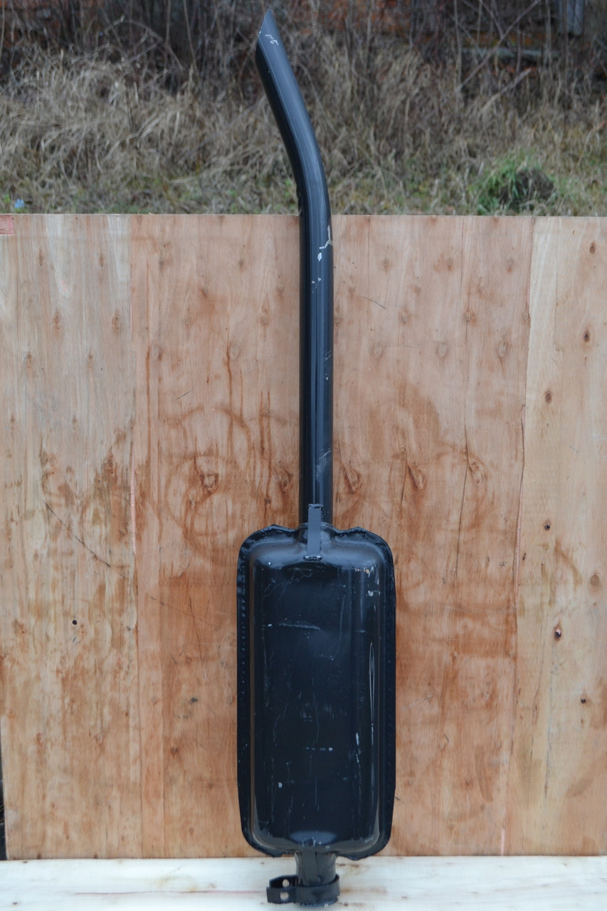 Глушитель МТЗ длинный (L=1370) 60-12050-15-АД   Глушник довгий
